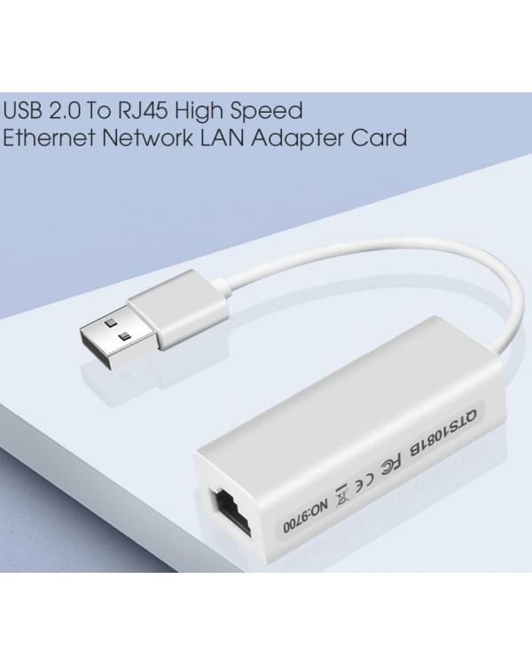 Конвертер с USB на LAN