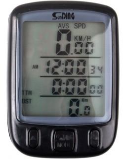 Велосипедный спидометр