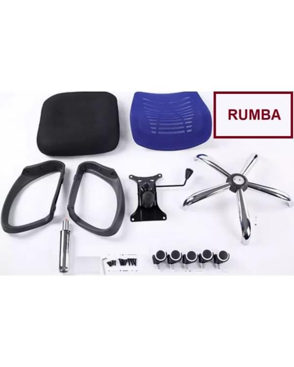 Стул для компьютера - модель Rumba