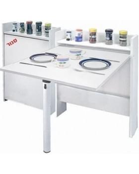 Откидывающийся стол для кухни или подсобного помещения - модель 885