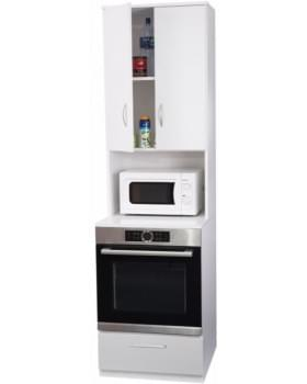 Шкаф для микроволновой печи с ящиками - модель 520