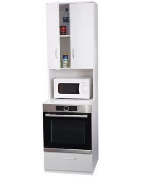 Шкаф для печи и микроволновки - модель 521