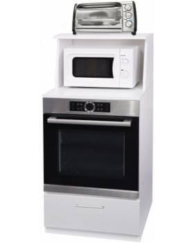 Шкафчик для духовой печи и микроволновки - модель 573